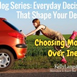 Everyday Decisions That Shape Your Destiny: Choosing Motion Over Inertia