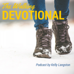 The Walking Devotional 1: Let's Start Walking!