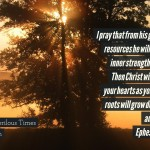 40 Prayers for Perilous Times: Day 3