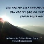 40 Prayers for Perilous Times: Day 39