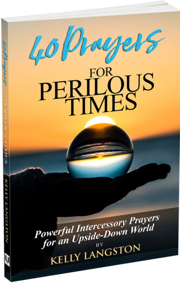 40 Prayers for Perilous Times