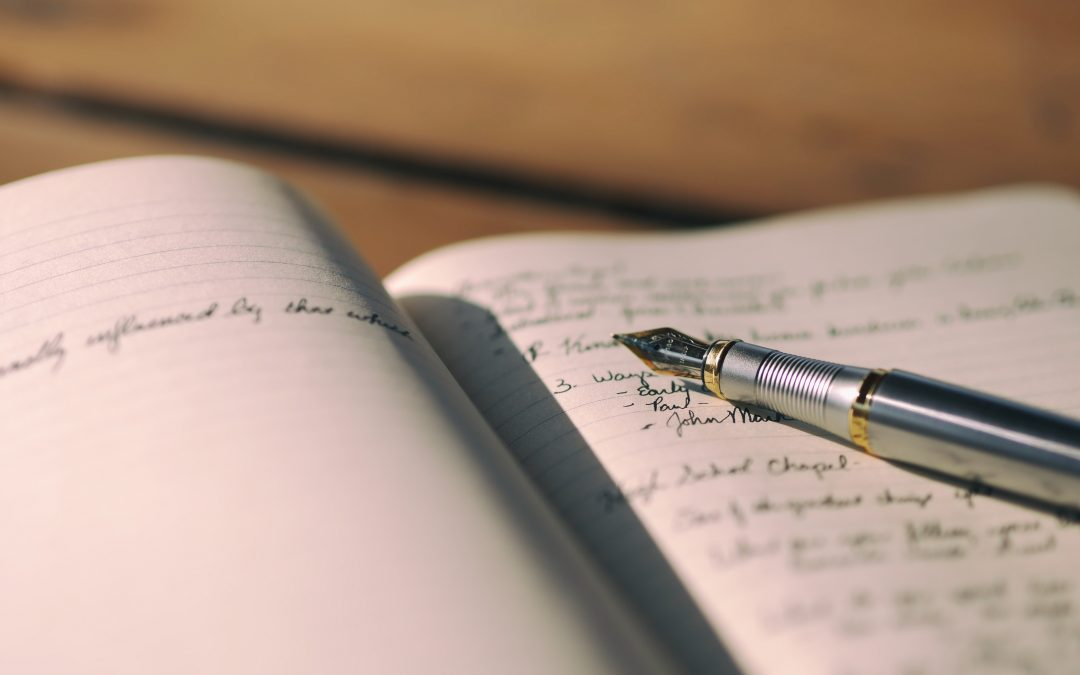 How to Hear God Speak Through Journaling