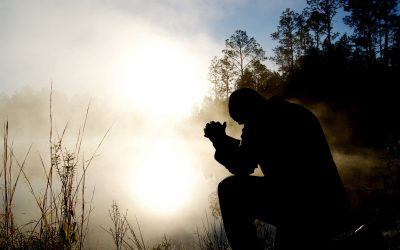 Prayer is Changing Things: Seeing Goodness in the Land of the Living
