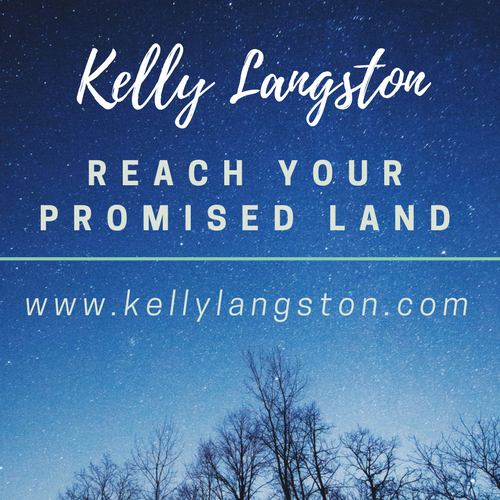 Kelly Langston Reach Your Promised Land